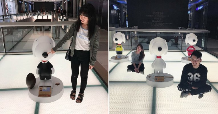 Take Photos with 52 Snoopy Statues Dressed in Different Costumes at Genting Highlands! - WORLD OF BUZZ 8
