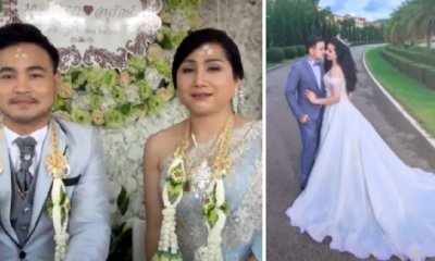 Thai Man Changes into Woman to Marry Guy of Her Dreams - WORLD OF BUZZ 7