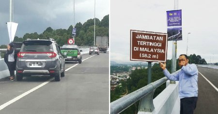 The Rawang Bypass Just Opened and M'sians are Already Dangerously Taking Selfies On It - WORLD OF BUZZ 6