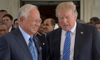 """The United States President and Other World Leaders Respect Malaysia,"" Says PM Najib - WORLD OF BUZZ"