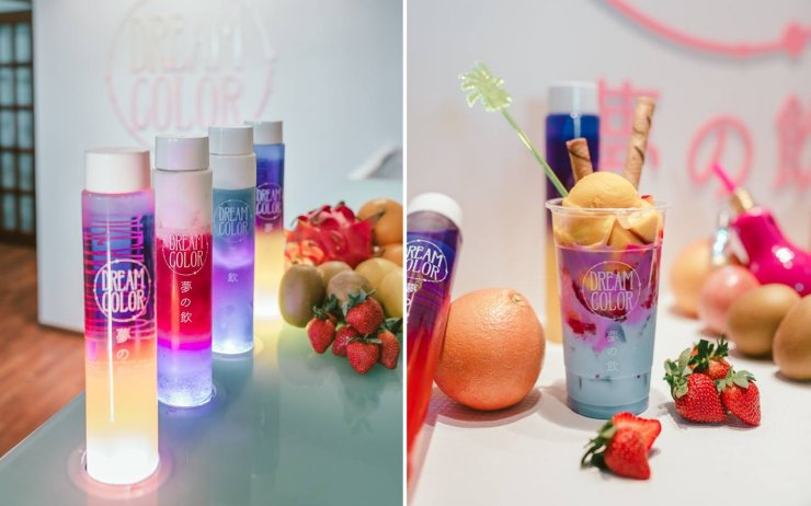 These New Beverages In Town Are Super Colorful, Instagram-worthy And All Natural - WORLD OF BUZZ 9