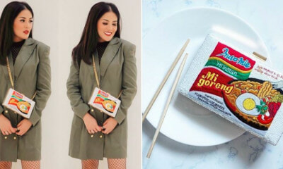 This Indomie Clutch is Every Instant Noodle Fan's Must-Have Accessory! - WORLD OF BUZZ