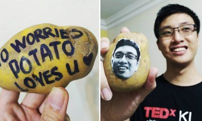 This Malaysian Company is Making Customised Potato Boyfriends or Girlfriends For 11/11! - WORLD OF BUZZ
