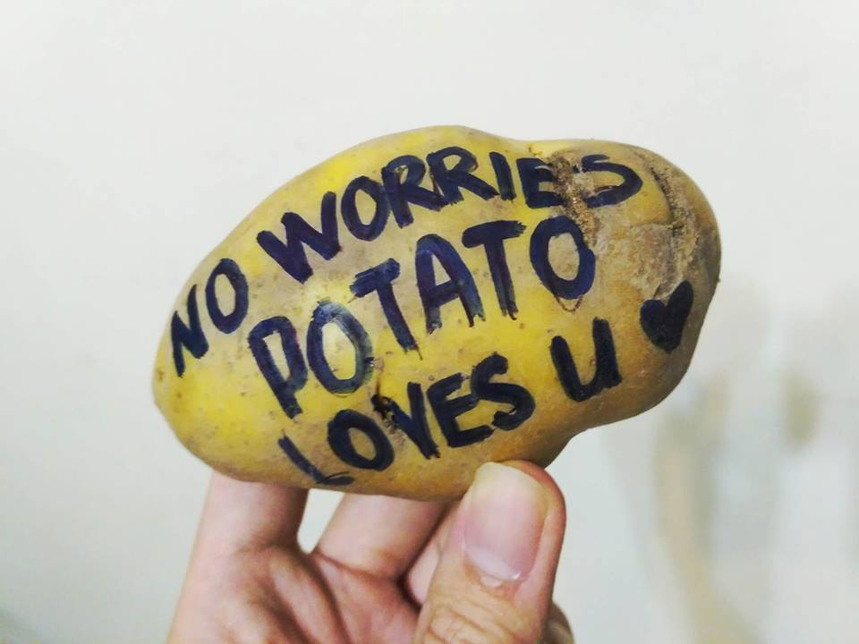 This Malaysian Company is Making Customised Potato Gifts For 11/11! - WORLD OF BUZZ 2