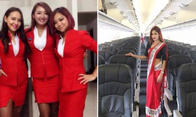 Tony Fernandes Hints at National Costumes for Airasia's Uniform in Viral Instagram Post - WORLD OF BUZZ 3