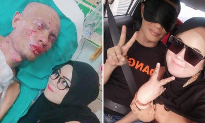 True Love Does Exist: Malaysian Girl Details Painful Journey With Very Sick Husband - WORLD OF BUZZ