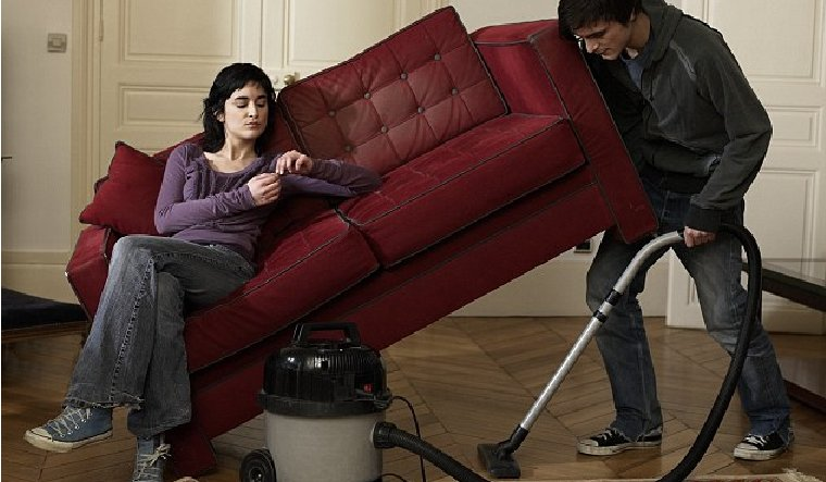 Wife Divorces Husband Because He Won't Allow Her To Do Household Chores - WORLD OF BUZZ 4