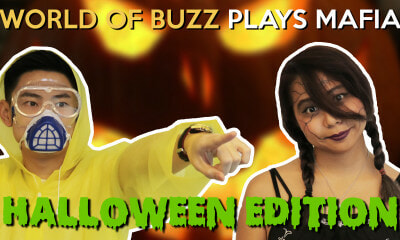 WORLD OF BUZZ Plays Mafia (Halloween Edition) - WORLD OF BUZZ