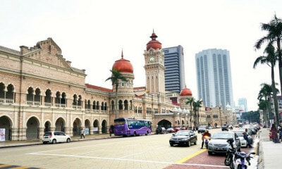 Yet Another Road in Kuala Lumpur Will Be Closed For One Month Starting 15th November - WORLD OF BUZZ 2