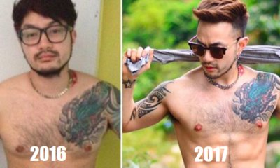 """You'll Never Have Six Packs,"" Ex-GF Says to Man, But Look at Him Now - WORLD OF BUZZ"