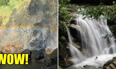 5 Most Astonishing Waterfalls In Malaysia - WORLD OF BUZZ 4