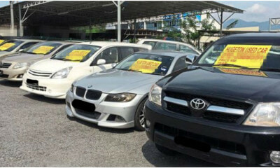 5 Things to Take Note Of If You Plan to Get a Secondhand Car in Malaysia - WORLD OF BUZZ 6