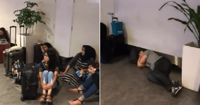AirAsia Staff Show Videos of Bad Conditions in KLIA2, Slams Increased PSC Tax - WORLD OF BUZZ 4