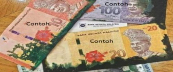 BSN Explains Why Malaysians Should Never Accept Ink-Stained Banknotes - WORLD OF BUZZ