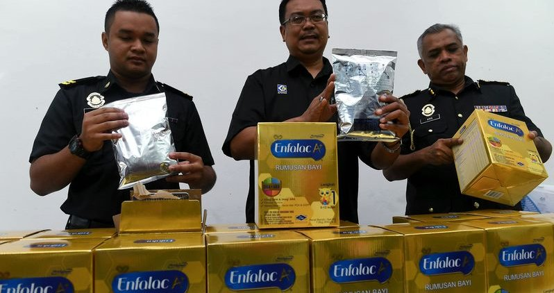 Fake Baby Milk Powder Seized in Johor Bahru, Here's What We Know So Far - WORLD OF BUZZ 6