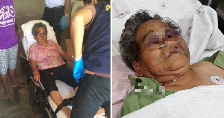 Four Men Robs Elderly Woman in Serdang Home, Beats Her So Severely She Dies - WORLD OF BUZZ 3