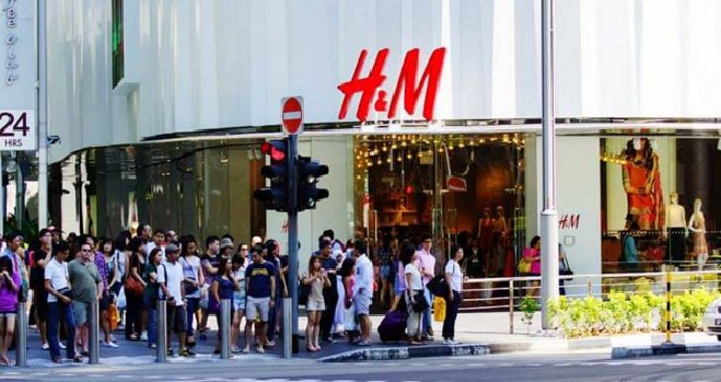 H&M Announces They Will Be Closing More Physical Stores Due to Declining Sales - WORLD OF BUZZ 1