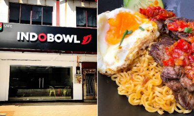 Indobowl, the Famous Indomie Cafe Finally Opens Second Outlet in SS15! - WORLD OF BUZZ 9