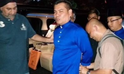 Jamal Yunos Claims He Fainted in Jail After Police Refused to Give Him a Mattress - WORLD OF BUZZ 2