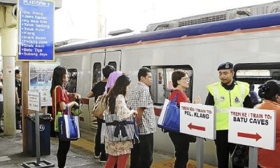 KTM Services Will Be Disrupted Starting 22 Dec, Here Are The New Schedules - WORLD OF BUZZ