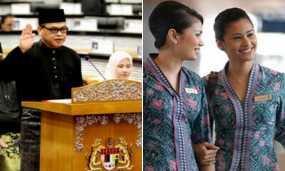 """Malaysian Air Stewardesses Should Wear Shariah-Compliant Uniforms,"" Says Senator - WORLD OF BUZZ 3"