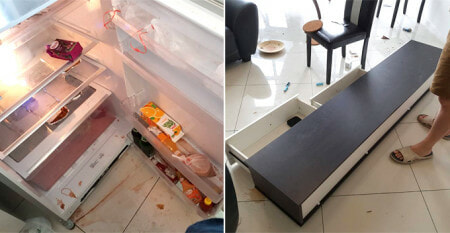 Man Rents Out His Apartment in Jalan Ampang Through Airbnb, Becomes His Worst Nightmare - WORLD OF BUZZ