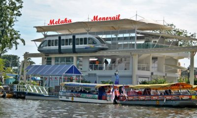 Melaka's Monorail Reopening After 4 Years Hiatus, M'sians Don't Know What to Feel - WORLD OF BUZZ 4