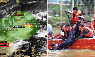 Message of Typhoon Hitting Sabah Goes Viral, Here's What Met Dept Has to Say - WORLD OF BUZZ 4