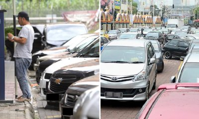 Motorists in KL Waste 25 Minutes Daily Just to Look for Parking Spot, Study Shows - WORLD OF BUZZ 3