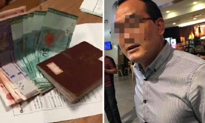 M'sian Man Exposes Conmen Who Approached Him Twice with Sob Story at KLIA2 - WORLD OF BUZZ 3
