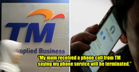 M'sian Woman Almost Conned by Scammers Pretending to Call from Telekom Malaysia - WORLD OF BUZZ