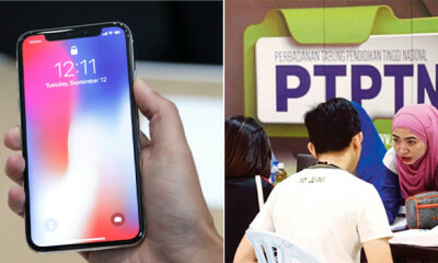 M'sians Can Now Win Iphone X And Huawei P10 By Paying Back Ptptn Loan, Here's How - World Of Buzz