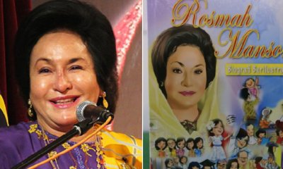 New Illustrated Biography of Rosmah, with Great Advice from PM Najib Inside - WORLD OF BUZZ