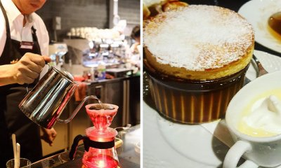 New Japanese Cafe in Mid Valley Serves Premium Hand-Dripped Coffee and Fluffy Souffles! - WORLD OF BUZZ 8