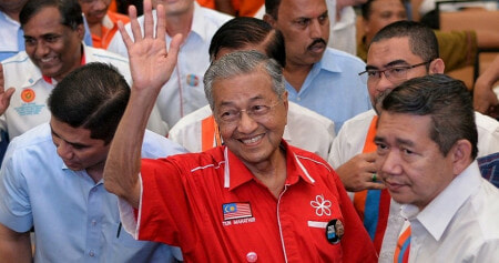 Pakatan Harapan Formally Proposes Dr Mahathir as Candidate for Prime Minister - WORLD OF BUZZ 2