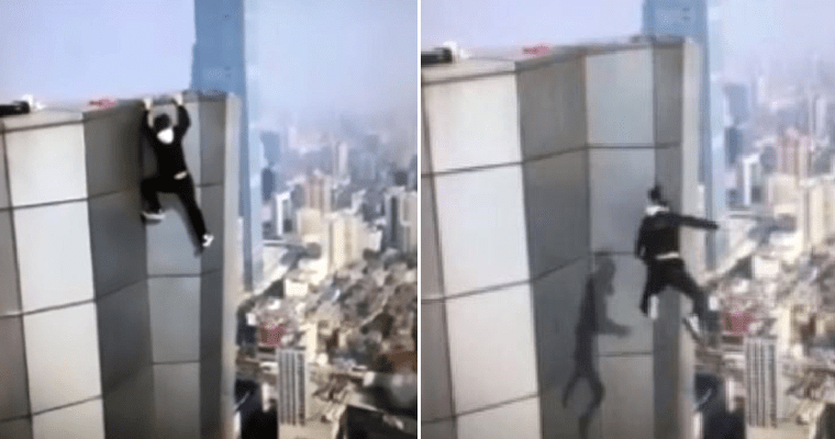 Rooftopping Star Who Died Falling From 62-Storey Building Was Going to Propose to GF - WORLD OF BUZZ 5