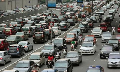 Study Shows That KL-ites Spend 53 Minutes Stuck in Traffic Jams Everyday - WORLD OF BUZZ 4