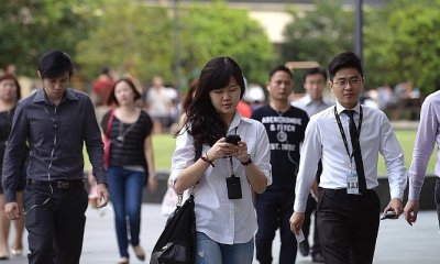 Survey Shows Almost Half of M'sians Employees Look Forward to Going to Work - WORLD OF BUZZ 4