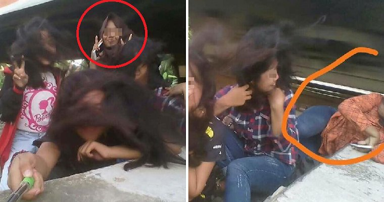 Teen Absorbed with Taking Selfie on Railway Tracks Gets Hit By Train, Suffers Severe Injuries - WORLD OF BUZZ 4