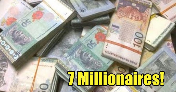 These 7 Lucky Malaysians Just Became Instant Millionaires Overnight! - WORLD OF BUZZ 3