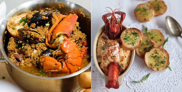 This Restaurant Offers Oysters, Crab, and Lobsters with a Twist and Malaysians Are Drooling - WORLD OF BUZZ 2
