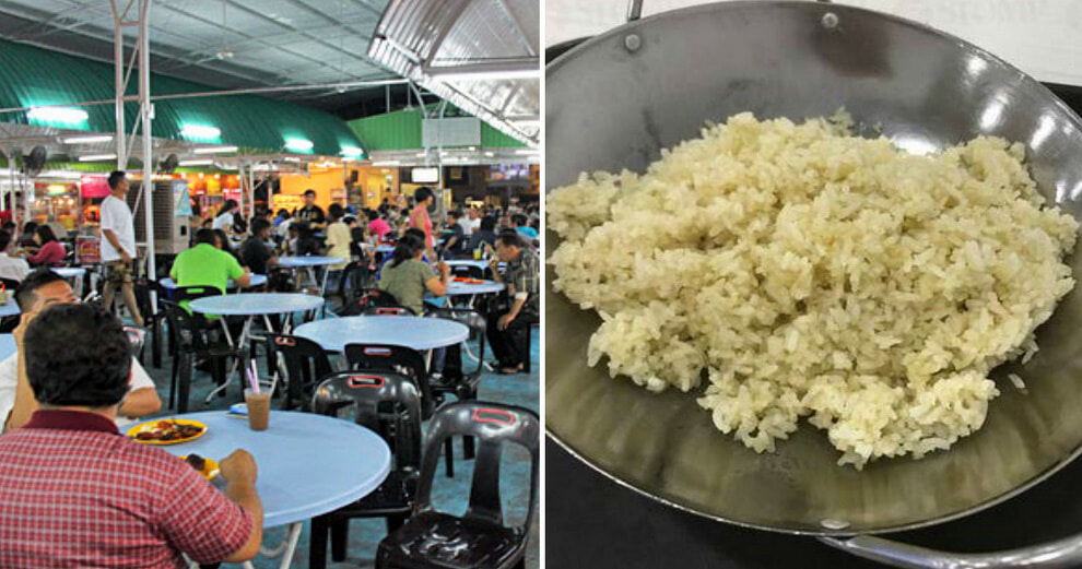Woman Asks For 'Vegan Option' at Food Stall, Gets Charged RM15 For Plain Fried Rice - WORLD OF BUZZ 2