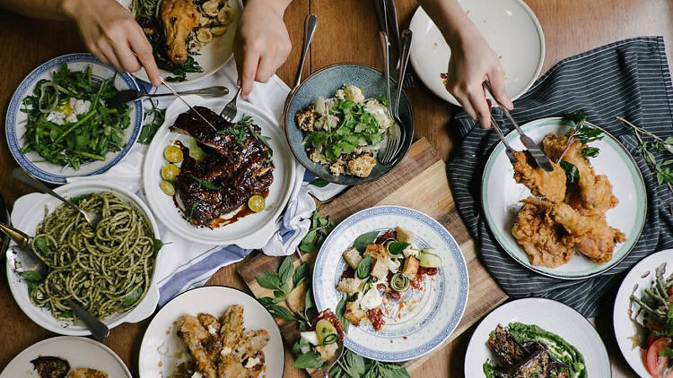 X Makan Places Malaysians Can Go to For a Christmas Feast - WORLD OF BUZZ 8