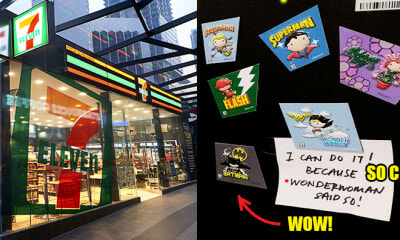 You Can Now Get FREE Adorable Justice League MAJIG™ Magnets in 7-Eleven Malaysia! - WORLD OF BUZZ 1