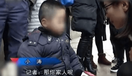 10yo Child Punished by Begging on Streets After Spending RM1,800 - WORLD OF BUZZ 1