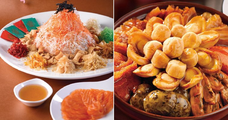 8 Best Restaurants in Klang Valley for A Reunion Feast This Chinese New Year - WORLD OF BUZZ