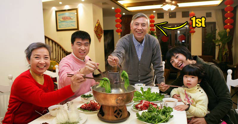 8 CNY Reunion Dinner Etiquette All Malaysians Must Know - WORLD OF BUZZ 2