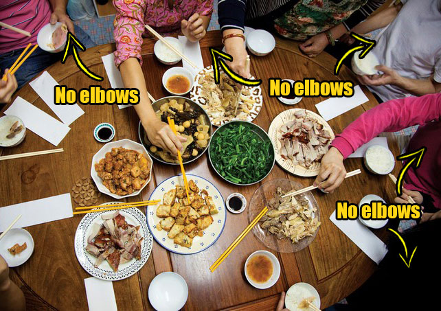 8 CNY Reunion Dinner Etiquette All Malaysians Must Know - WORLD OF BUZZ 4