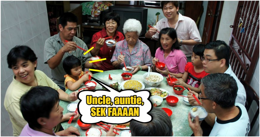8 CNY Reunion Dinner Etiquette All Malaysians Must Know - WORLD OF BUZZ 8