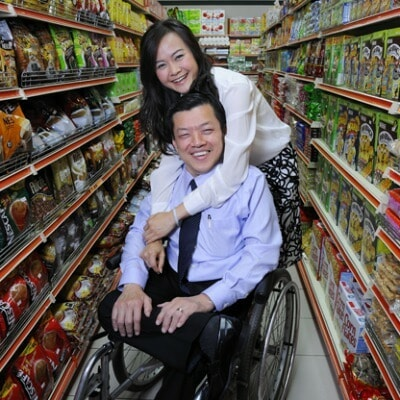 8 Inspiring Facts of 99 Speedmart's Disabled Founder Who Made It Against All Odds - WORLD OF BUZZ 1